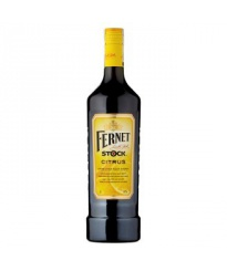 FERNET STOCK CITRUS 0,5L 27%